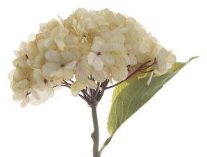 Διακοσμητικό Λουλούδι-Μπουκέτο 3-85-084-0049 Υ35 White Inart Ύφασμα