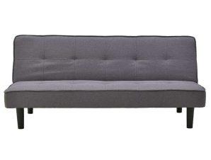 Καναπές-Κρεβάτι 6-50-647-0003 179Χ85Χ79 (179Χ103Χ38) Mocca Click
