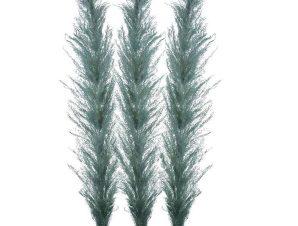 Κλαδί-Φυτό 3-85-909-0023 Σετ 3τμχ Υ110 Veraman Inart Πλαστικό