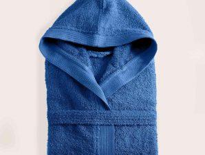 Μπουρνούζι Amadeus Blue Ρυθμός Large L