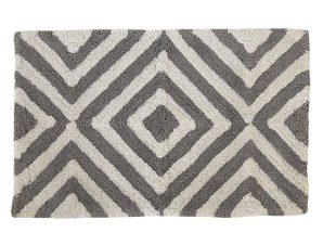 Πατάκι Μπάνιου Tribal 05592.001 Grey Medium 50x80cm