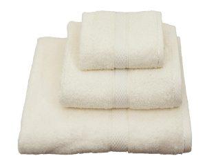 Πετσέτα Classic Εκρού Viopros Χεριών 30x50cm