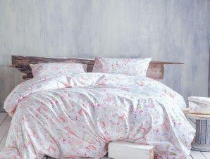 Κουβερλί Symbol Mangolia Σετ 3τμχ Pink Ρυθμός Υπέρδιπλo