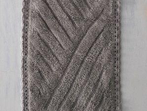 Ταπέτο Μπάνιου Emperor Grey Ρυθμός Medium