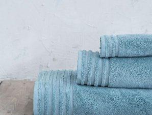 Πετσέτα Vista – Light Blue Nima Σώματος 90x150cm