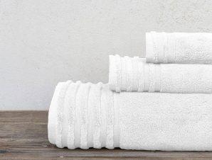 Πετσέτα Vista White Nima Προσώπου 50x100cm