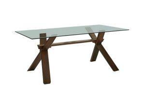 Τραπέζι Pella Beech Ε789 150x90x75cm
