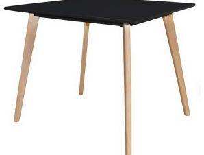 Τραπέζι Martin Ε7100,2 80×80 H.75cm Black