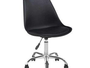 Καρέκλα Γραφείου Martin ΕΟ201,1W 51x55x81/91cm Black