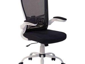 Πολυθρόνα Γραφείου BF2930 ΕΟ604,2 60x62x98/106cm White