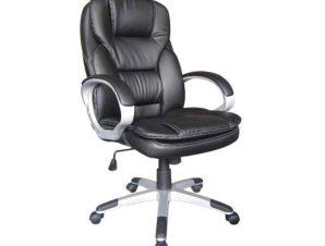 Καρέκλα Γραφείου Bs5700 Black 01-0122 64X73X115/125 cm