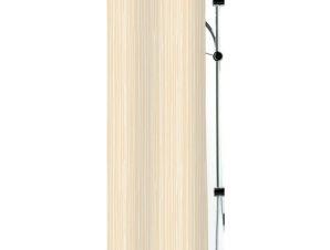 Κουρτίνα Μπάνιου Raya 02155.002 Beige 180X200cm Spirella Φάρδος 180cm 180x200cm