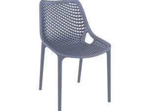 Καρέκλα Air Dark Grey 20-0324 Siesta