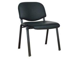 Καρέκλα Υποδοχής Μήλος 01-0217 54X59X78 cm